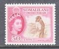 Somaliland Protectorate  134     * - Somaliland (Protectorate ...-1959)