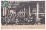 """Moulinage De Soie Etablissements """"Les Petits-Fils C. J. Bonnet, Jujurieux - Enfants Au Travail - Circulé 1912 - France"""