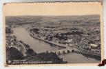 Namur Citadelle, Le Pont De Jambes Vu Sur Le Tram De La Citadelle (pk25136) - Namur