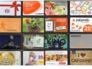 Karten 16 Verschiedene Anbieter Geschenkkarte Deutschland Neu 18€ Unbenutzt Takko Zalando Thalia C&A Giftcard Of Germany - Carte Di Credito (scadenza Min. 10 Anni)