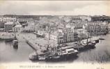 Thématiques 56 Morbihan Belle Ile En Mer Le Palais Vue Générale - Belle Ile En Mer
