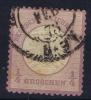 Germany: 1872 Mi. Nr 16 Used - Germany