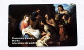 VATICANO 1997 - SCV 37 ADORAZIONE MAGI MURILLO , NUOVA - Vaticano