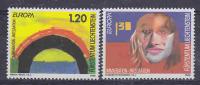 Europa Cept 2006 Liechtenstein 2v  ** Mnh  (25453) - Europa-CEPT