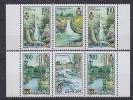 Europa Cept 2001 Bosnia/Herzegovina Serbia Strip Of 2x2v + Label ** Mnh (25454) - 2001