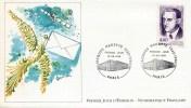"""ENV PJ De 1996 Avec Timbres Et Illust; """"Jacques Marette"""" Oblit. PJ Paris - 1990-1999"""