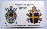 VATICANO 1999 - SCV 58 70° COSTITUZIONE SCVI, NUOVA - Vaticano (Ciudad Del)