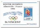 St. Vincent 1992, Postfris MNH, Olympic Games - St.-Vincent En De Grenadines