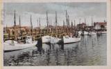 Esjberg - Fiskerihavnen - Gelopen -  Kleur - Denemarken