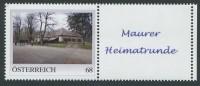 ÖSTERREICH / PM Aus Bogen 8114807 150 Jahre Schießstätte Maurer / Postfrisch / ** / MNH - Personalisierte Briefmarken