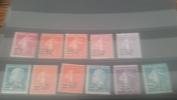 LOT 278228 TIMBRE DE FRANCE NEUF* N�217 A 228 VALEUR 18,5 EUROS