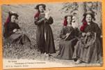 En Valais 1905 Postcard - VS Valais