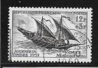 N° 1093  FRANCE  - OBLITERE -  JOURNEE DU TIMBRE  -  1957 - Usados