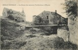 57 BOULAY MOSELLE - LES RUINES DES ANCIENNES FORTIFICATIONS ET L HOPITAL - Boulay Moselle