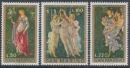 1972 - SAN MARINO - BOTTICELLI. MNH - Saint-Marin