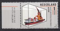 Nederland - 12 Oktober 2015 - Scheepsmodellen - Maritiem Museum - Rotterdam - Aegir Constructieschip 2014 - MNH - Maritiem
