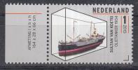 Nederland - 12 Oktober 2015 - Scheepsmodellen - Maritiem Museum - Rotterdam - Sultan Van Koetei Olietanker 1904 - MNH - Maritiem