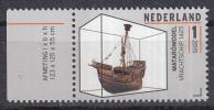Nederland - 12 Oktober 2015 - Scheepsmodellen - Maritiem Museum - Rotterdam - Matarómodel Vrachtschip 1425  - MNH - Maritiem