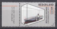 Nederland - 12 Oktober 2015 - Scheepsmodellen - Maritiem Museum - Rotterdam - Nedlloyd Houtman Containerschip 1977 - MNH - Maritiem