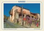 GAGGI (ME) PALAZZO DEL MARCHESE DI SCHISO' - Messina