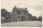 62 - BRUAY - La Gare - ELD 6 - France