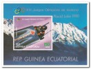 Guinea Equatoriaal 1980, Postfris MNH, Olympic Games - Equatoriaal Guinea