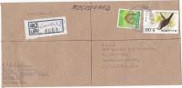 1989 REGISTERED SRI LANKA COVER From CEYLON ELECTRICITY BOARD To UNDP UNITED NATIONS Energy  Stamps - Sri Lanka (Ceylon) (1948-...)