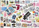 - VRAC - Plus De 800 Timbres De France Sur Fragment, Lot Varié. - Lots & Kiloware (mixtures) - Max. 999 Stamps