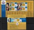 Palau 2004 SC 799-800 MNH FIFA - Palau
