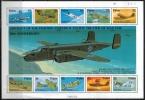 Palau 1992 SC C22 MNH Aviation - Palau
