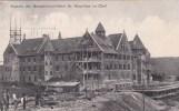 Clervaux - Clerf > Abbaye En Voie De Construction - Clervaux