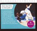 2 Scans / Humour Que Veut Dire Le Mot Judo - Sport / Cigale - Insecte Animal /  BIM 172/8 - Vecchi Documenti