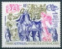 French Antarctic (FSAT), French Revolution Bicent., 1989, MNH VF  Air Post - Airmail