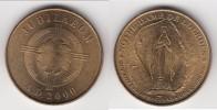 **** JUBILAEUM A.D. 2000 LOURDES - MONNAIE DE PARIS **** EN ACHAT IMMEDIAT !!! - Monnaie De Paris