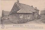 Cpa Solwaster-Sart (près De Spa) Vue Animée D'une Vieille Maison Du Village. E.Desaix Edit. - Spa