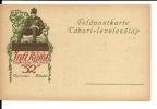 Carte Militaire Vierge  Hongrie  (330) - Variétés Et Curiosités
