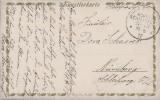 DR Karte Stempel Kaiserl. Deutsche Marine Schiffspost Nr.18 19.6.17 - Deutschland