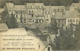 LA BOURBOULE LES BAINS - HOTEL BEAU SITE ET ANNEXES - Ad. DEPAILLER PROPRIETAIRE - Other Municipalities