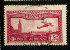 France 1931 1.50fr  View Of Marseille Issue #c5 - Airmail