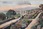 Taormina - Giardino Duca Di Bronte, Viaggiata X Svezia Del 13/4/1930 - Autres Villes
