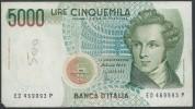 ITALY  ITALIA ITALIEN ITALIE  1985  5000 LIRE S.P.L - [ 2] 1946-… : Républic
