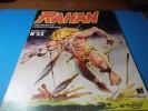 RAHAN   Bimestriel     N°  23               EDITIONS  VAILLANT                 Avril    1977 - Rahan