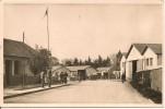 CPA-1955-ALGERIE-BEN AKNOUN-CENTRE D INSTRUCTION TECHNIQUE Des TRANSMISSIONS-GARAGE Et PLACE D ARME-TBE-RARE - Régiments
