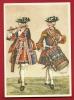 HAI-16  REpro Régiment Suisse De Diesbach Ordonnance De 1721. Non Circulé, Fifre Et Tambour. Litho - Uniformes