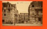 La Panne: Rue Des Ancres - De Panne