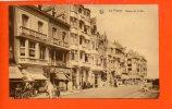 La Panne: Avenue De La Mer - De Panne