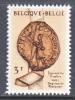BELGIUM   569   *   STAMP  DAY - Unused Stamps