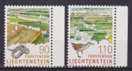 LIECHTESTEIN 1999 EUROPA UNIF. 1131-1132 MNH XF - Liechtenstein