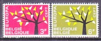 BELGIUM   582-3     *   EUROPA - Belgium