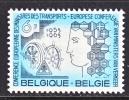 BELGIUM   595     *   TRANSPORTATION - Belgium